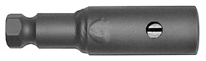 clip-type male adapter - roto-bore to case hydra-borer